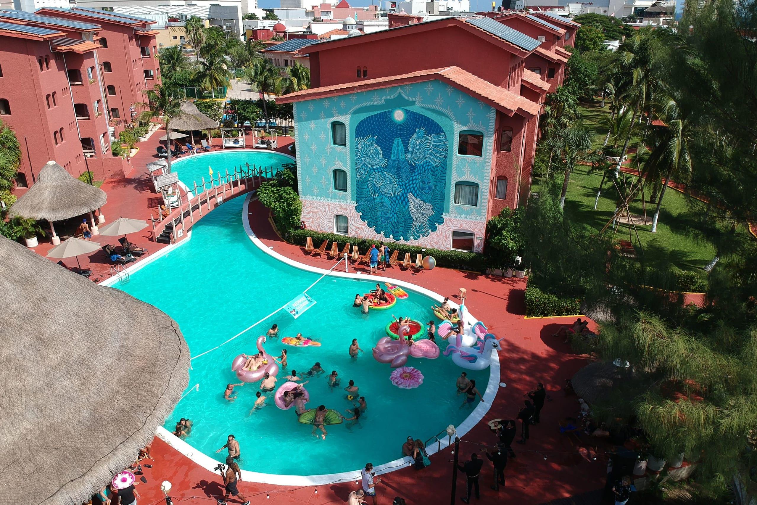 Stay And Explore Cancun Laguna Hotel Zone Mexico