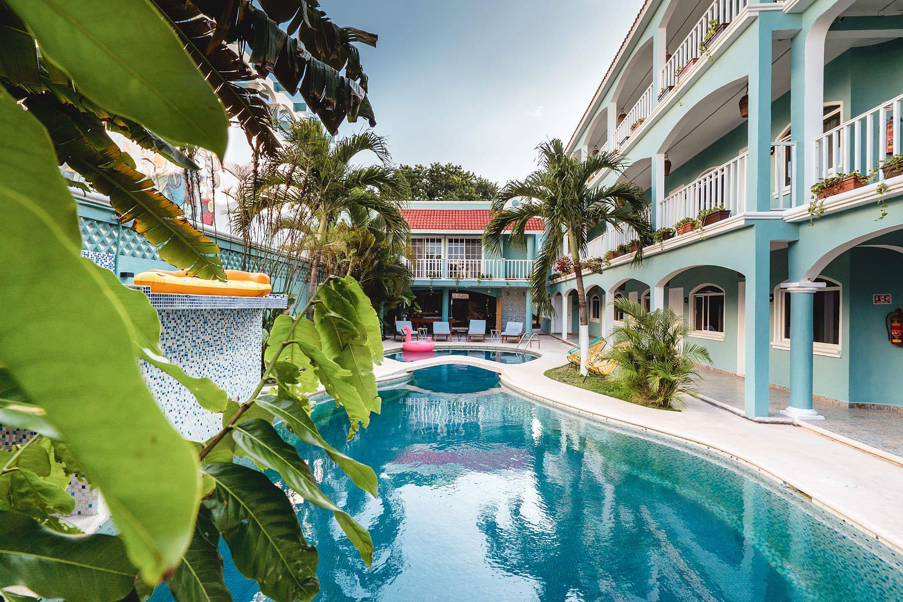 Stay and Explore Playa del Carmen Mexico | Selina
